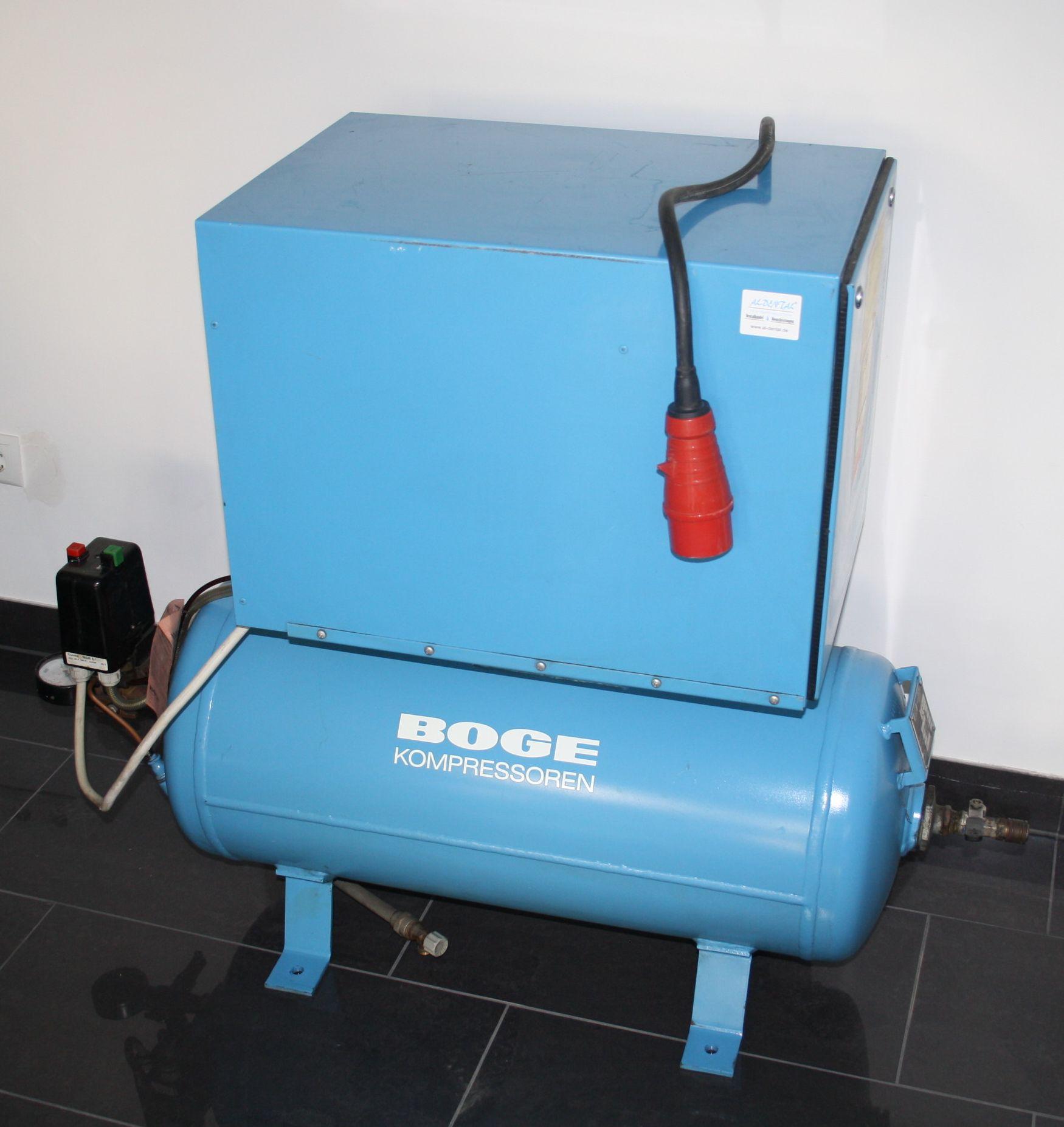 BOGE Kompressor Typ SBDL 250-2 # 5561