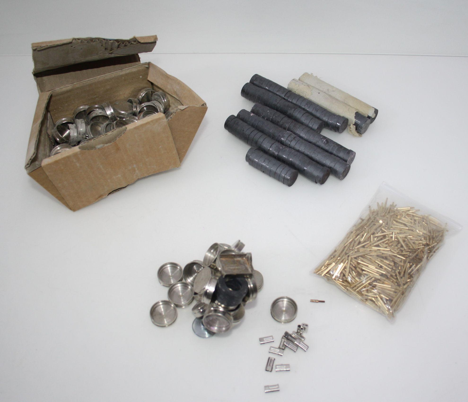 Diverse Dental-Sockelformer, Splitformer, Dublierküvetten, Muffelformer # 10447