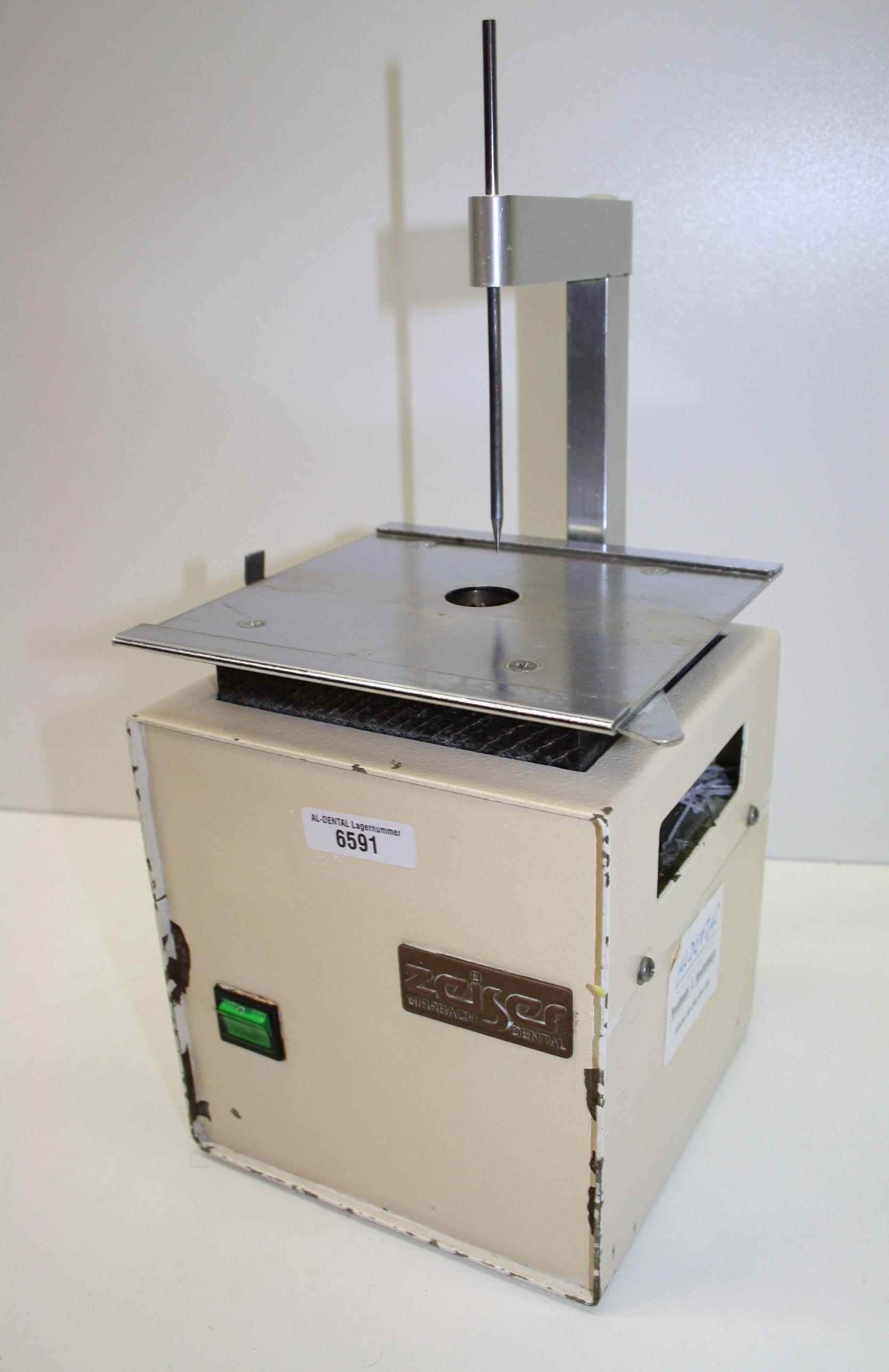 Zeiser Pinbohrgerät Typ CANU BR 3 # 6591