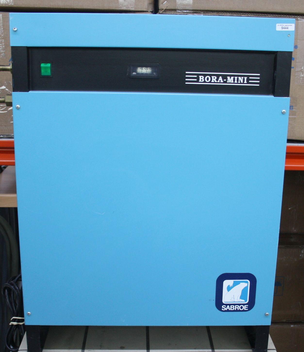 SABROE Kältetrockner / Kälteanlage Typ Bora-Mini  SV 19 A # 9444