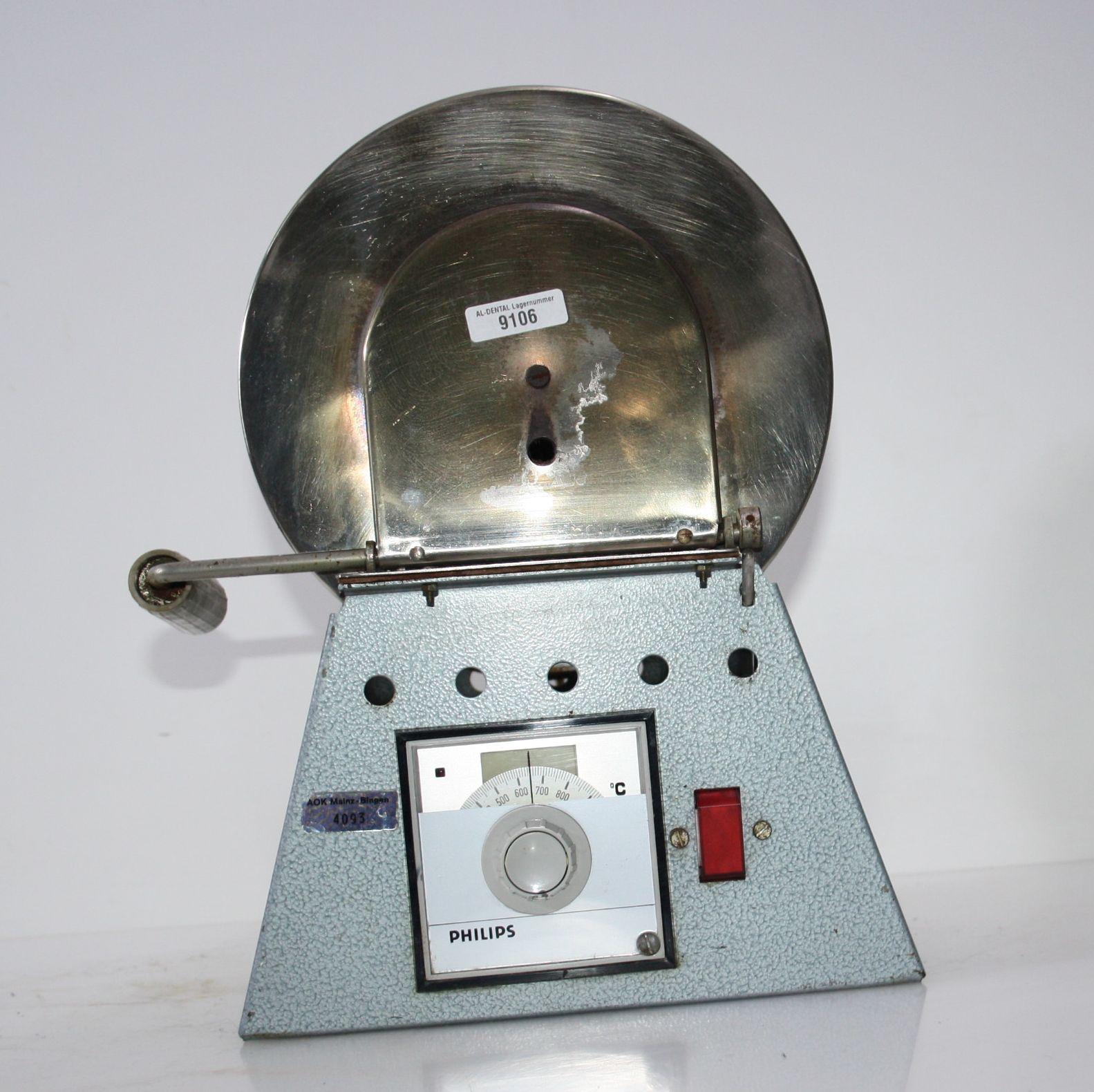 MIHM-VOGT Vorwärmofen Typ VM-E # 9106