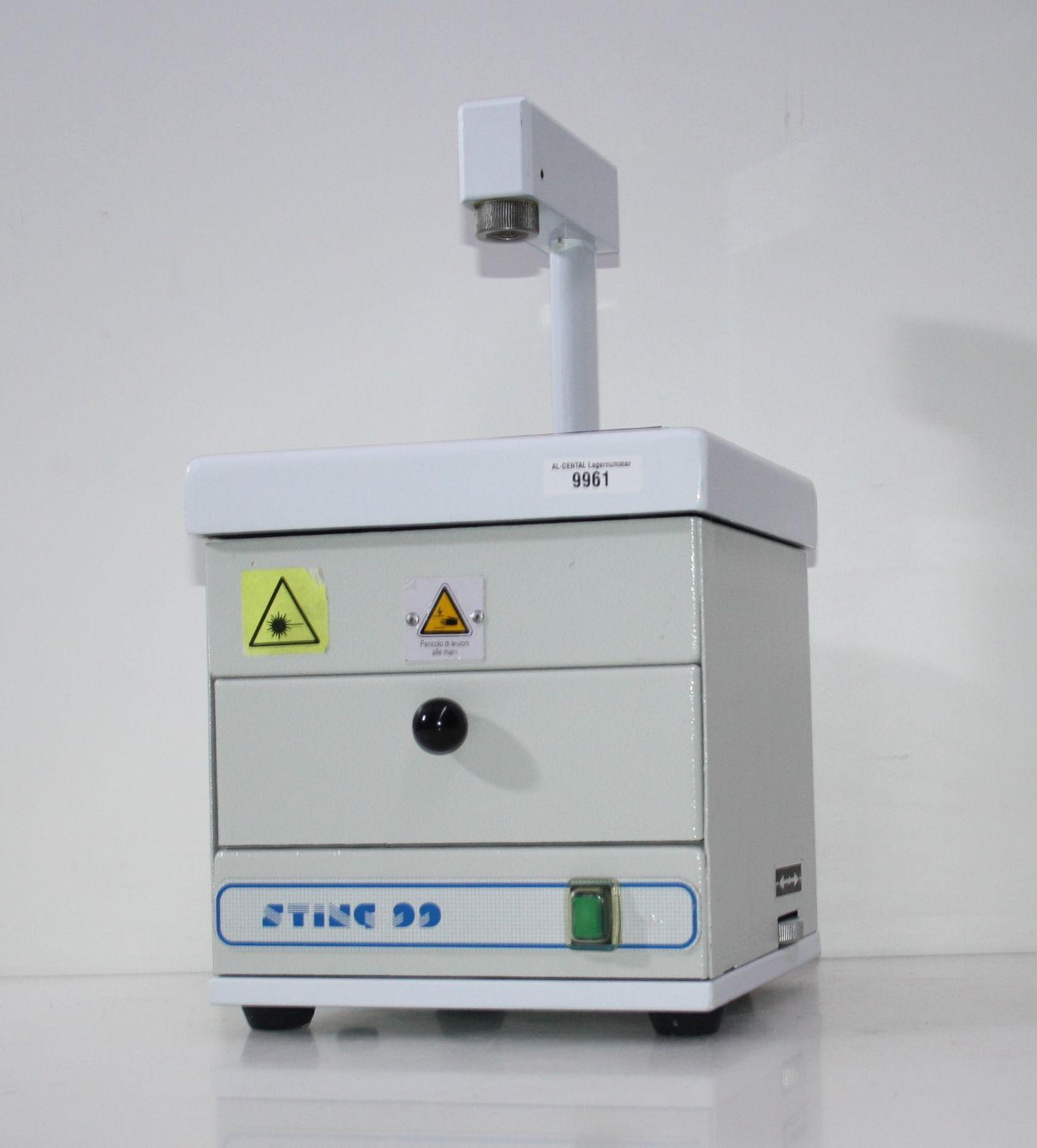 OMEC Laserpinbohrgerät Typ FG 99 # 9961