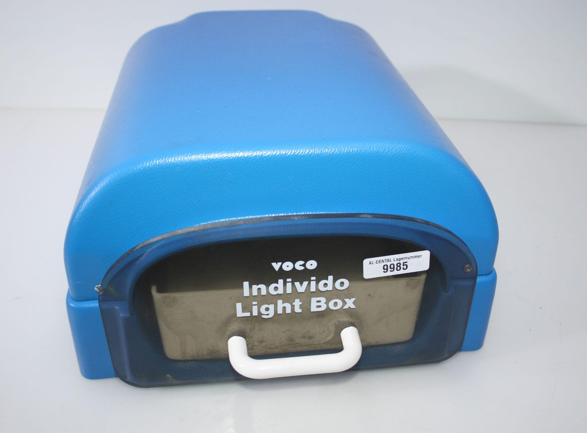 Halogen-Lichthärtegerät VOCO Individo Light Box # 9985