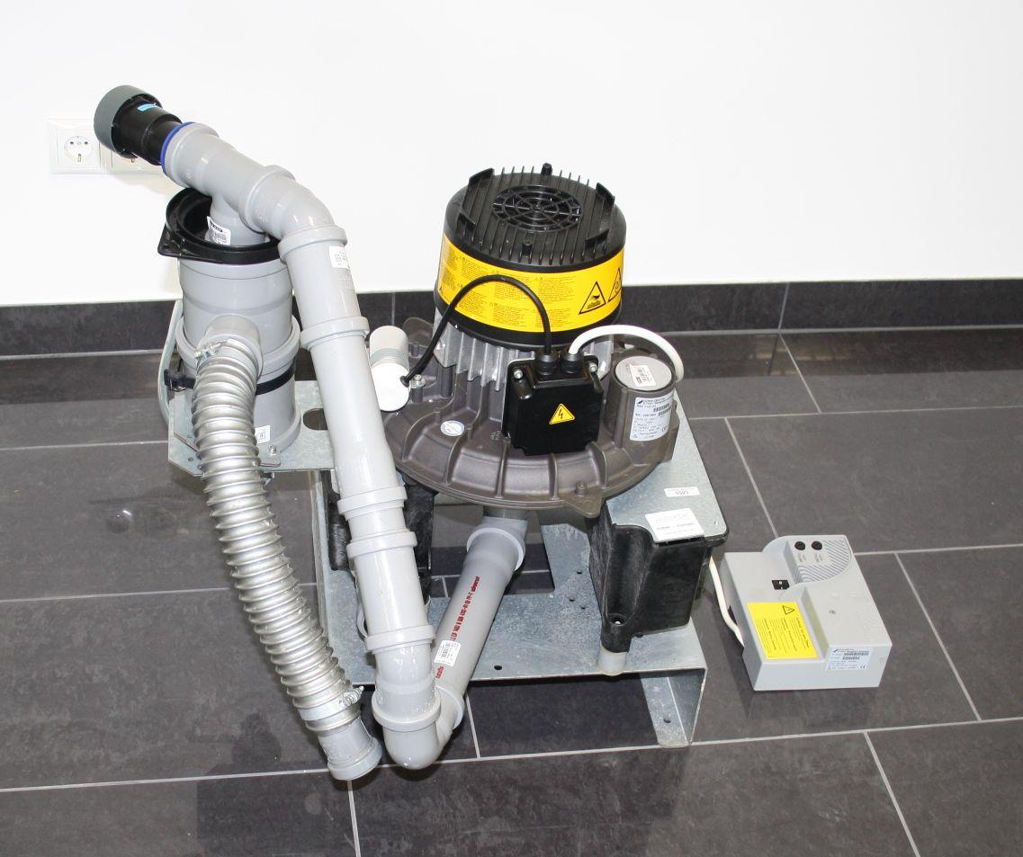 DÜRR-DENTAL Kompressor 7127-01 - neuwertig # 5095