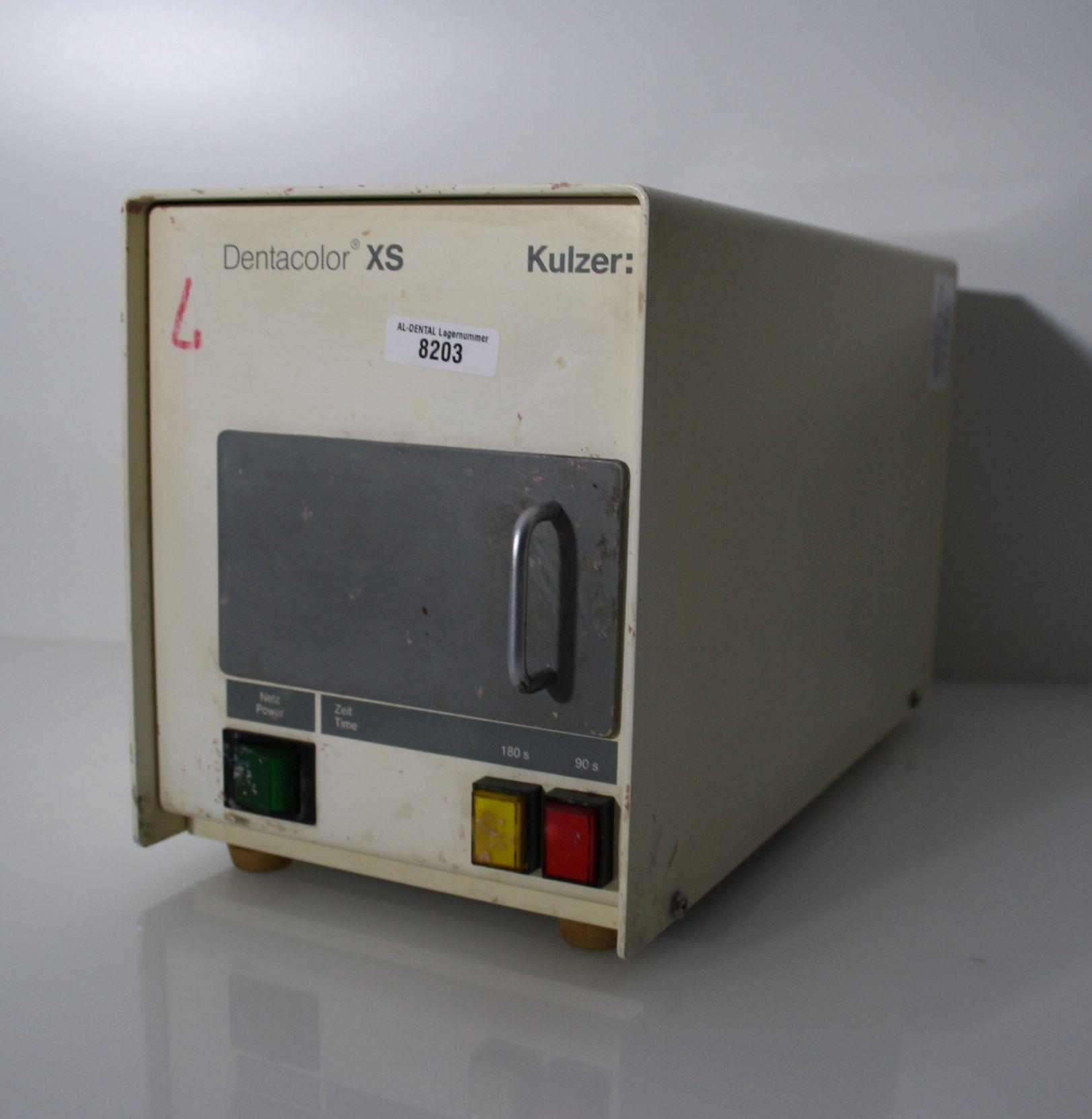 Hochleistungs-Lichtpolymerisationsgerät Dentacolor XS Kulzer # 8203