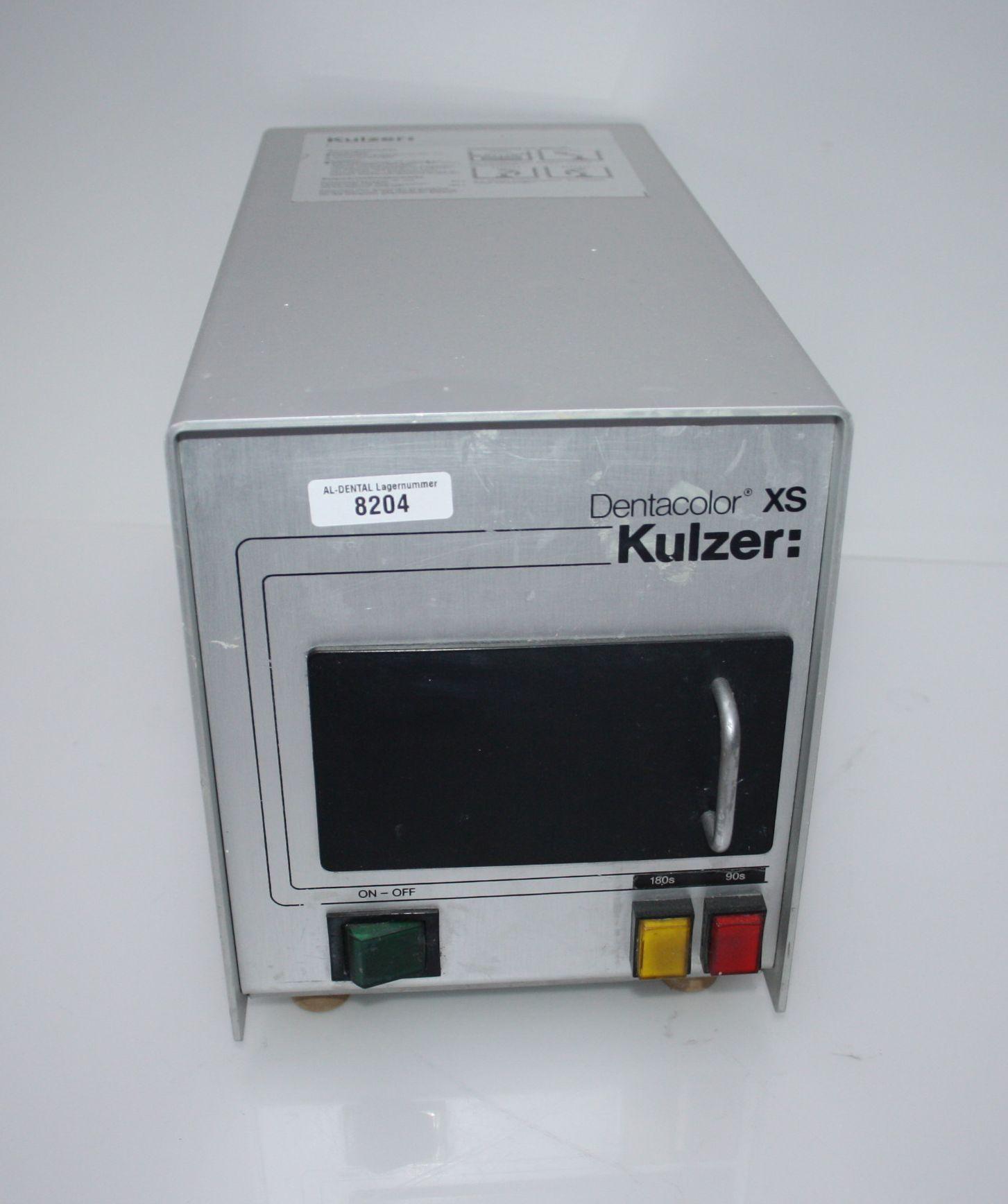 Hochleistungs-Lichtpolymerisationsgerät Dentacolor XS Kulzer # 8204