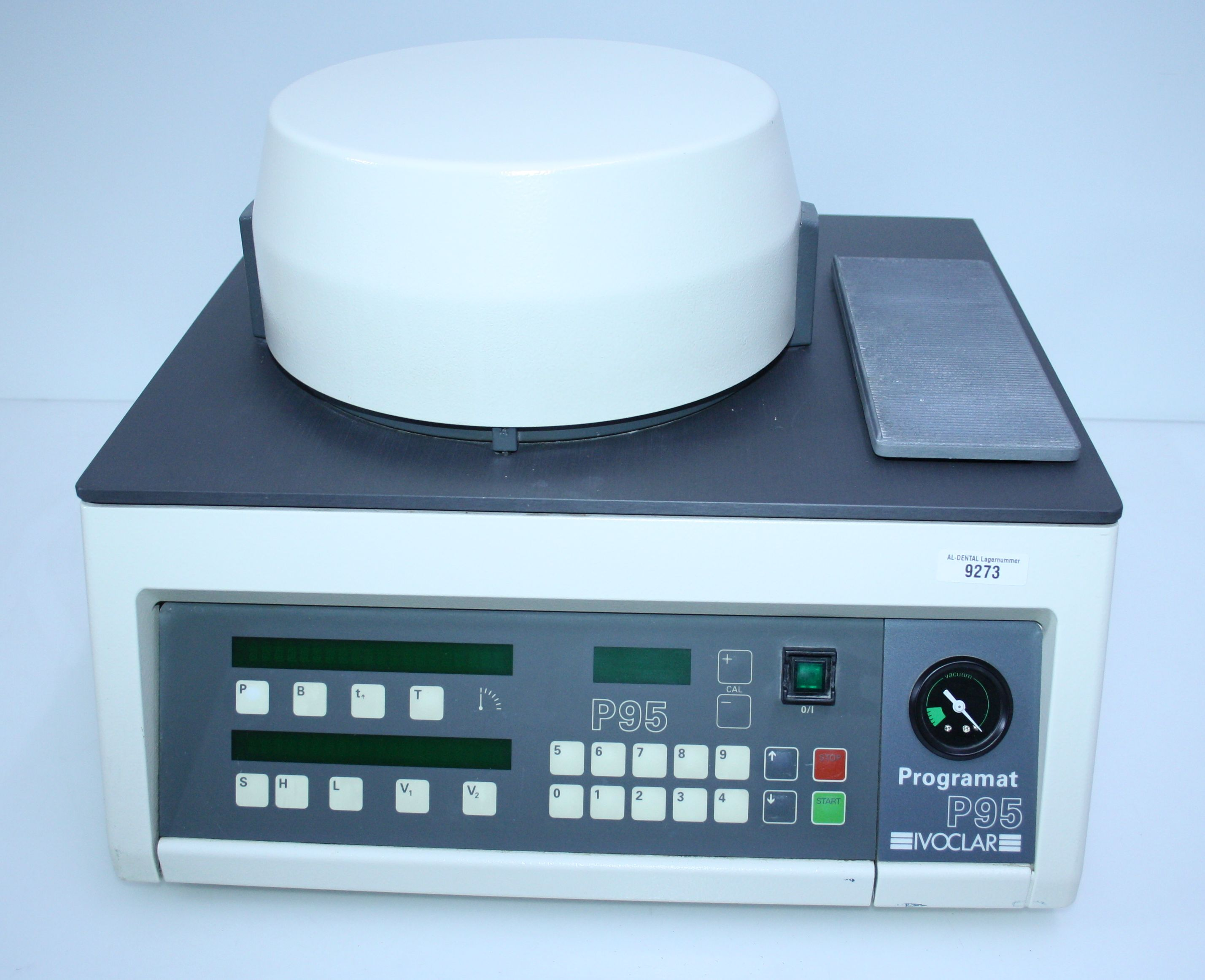 IVOCLAR Keramikofen Typ Programat P 95 # 9273