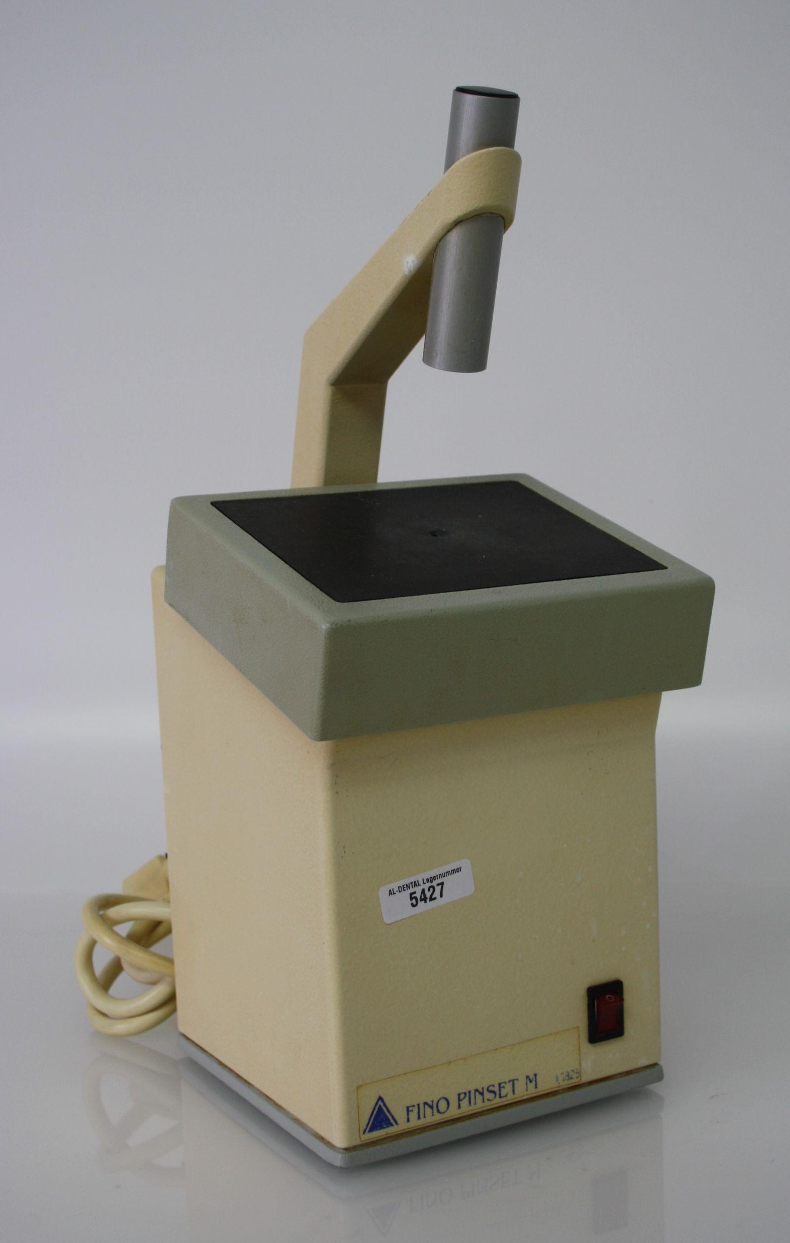 FINO Pinbohrgerät Pinset M Typ PB2 # 5427