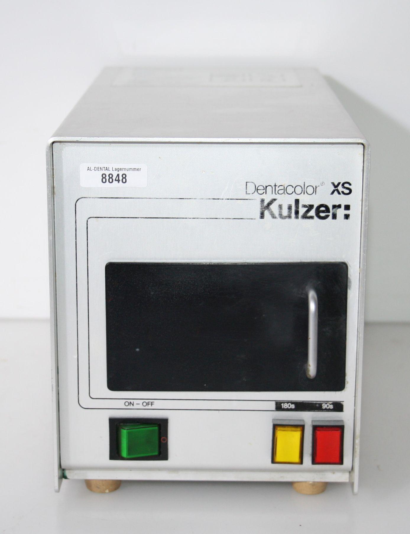 Hochleistungs-Lichtpolymerisationsgerät Dentacolor XS Kulzer # 8848