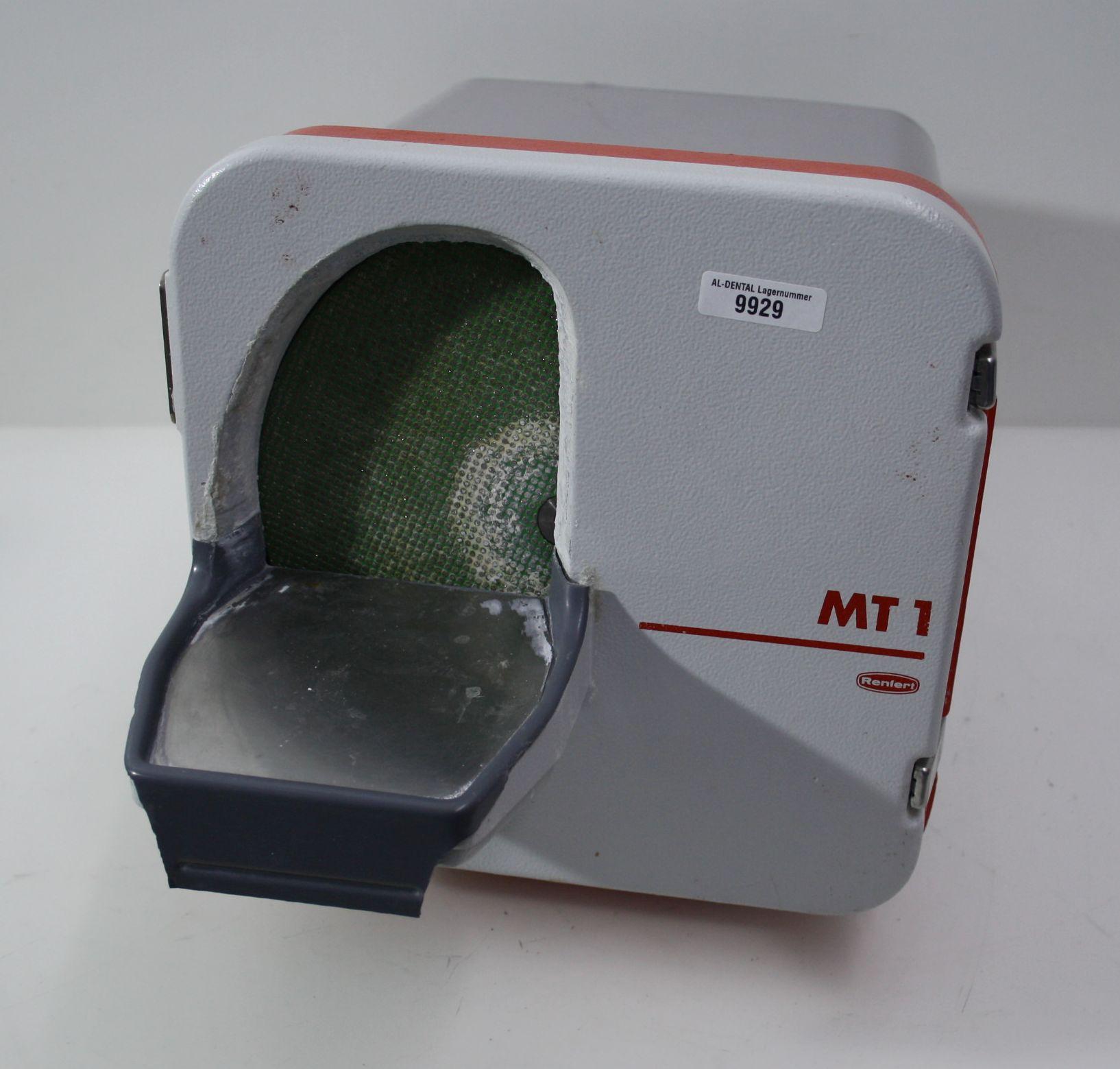 RENFERT Gipstrimmer Typ MT 1 + Diamantscheibe # 9929