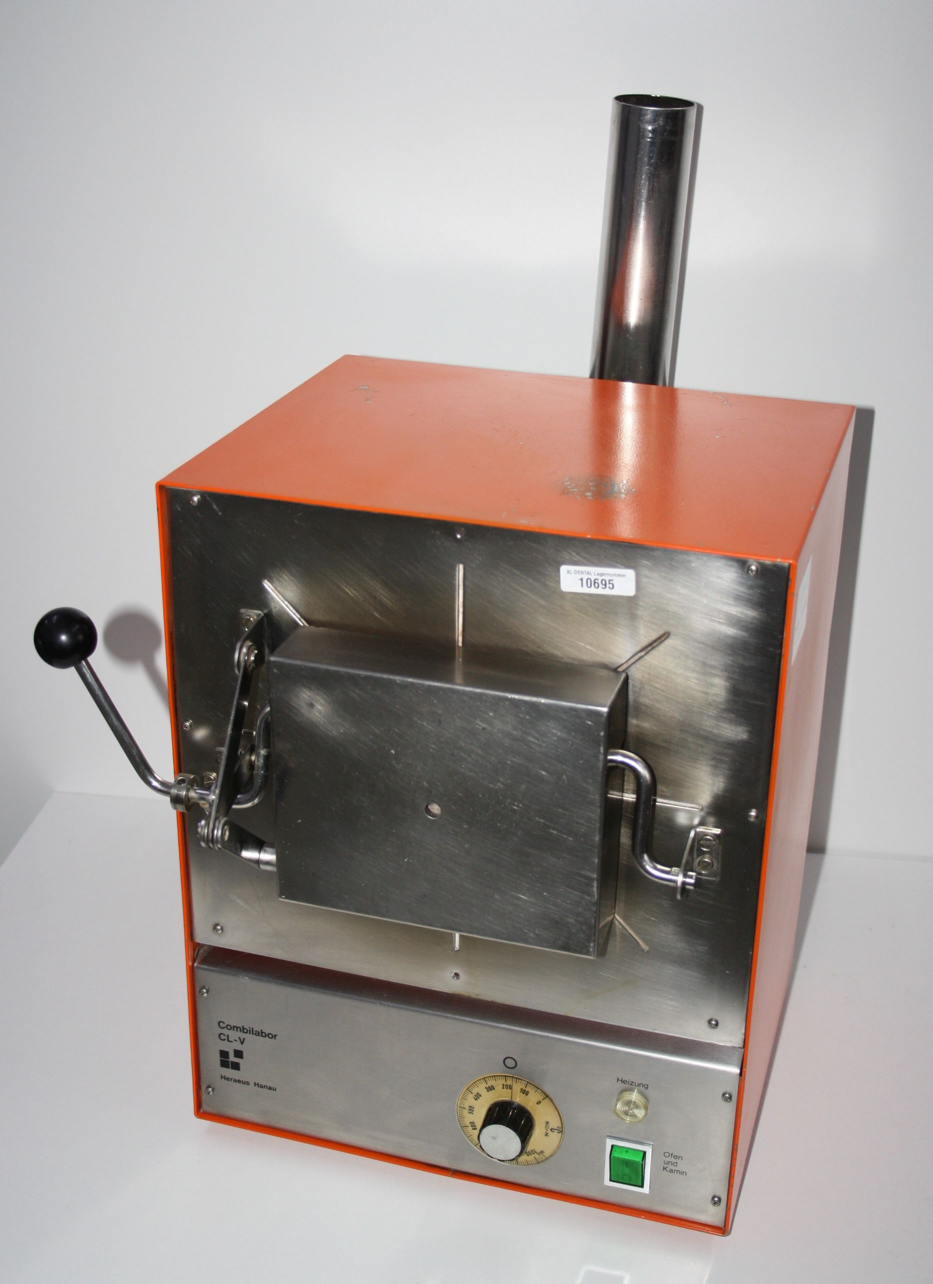 HERAEUS Vorwärmofen Combilabor Typ CL-V # 10695