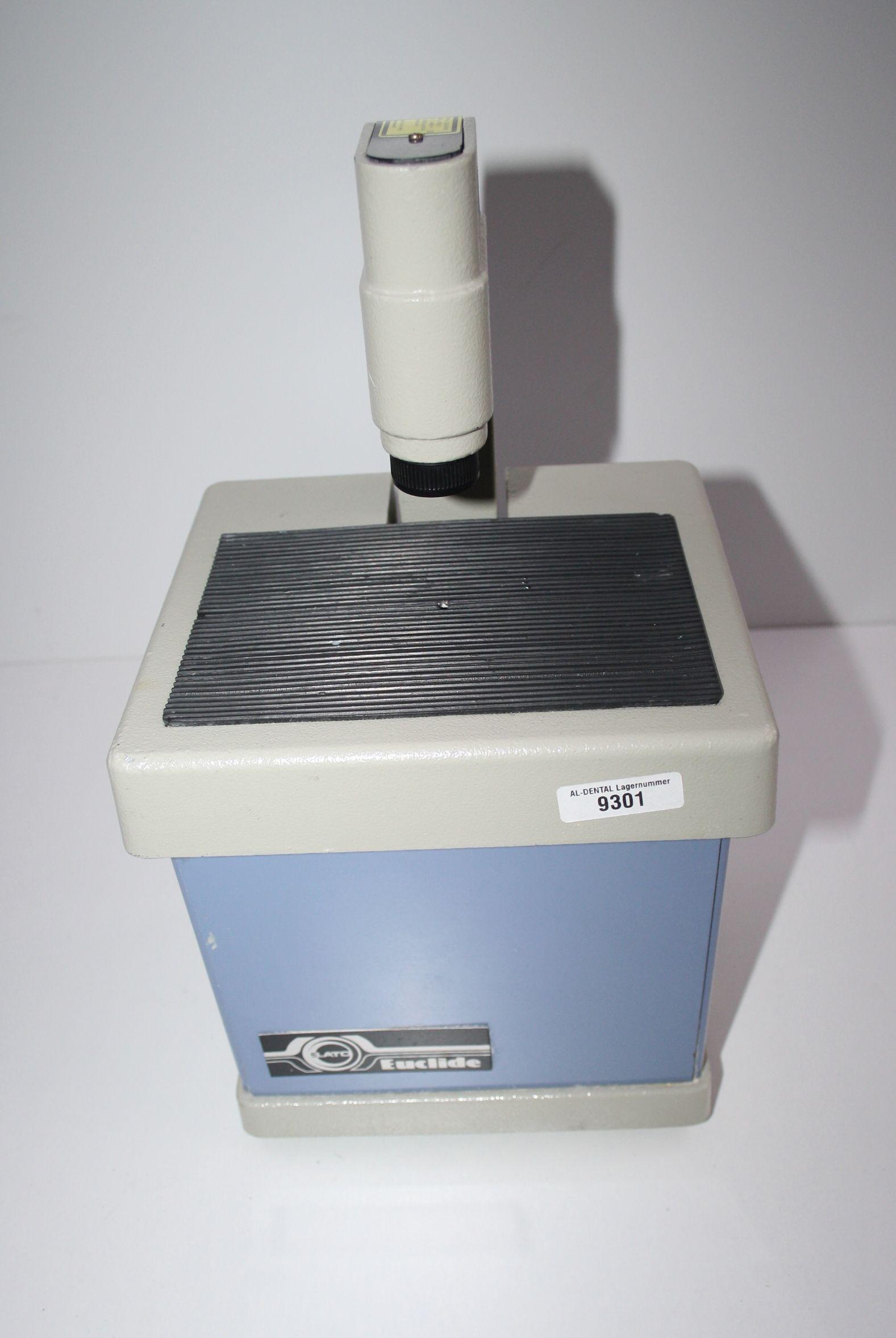 SATO Euclide Pindex  Laserpinbohrgerät # 9301