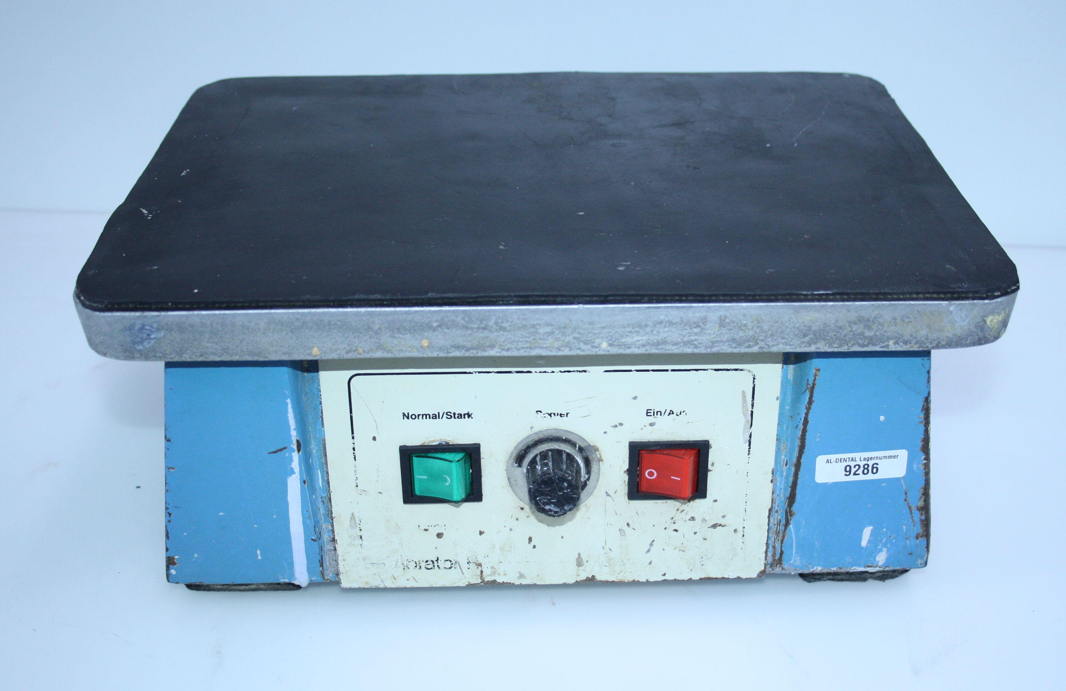 DEGUSSA Dental-Rüttler Typ Vibrator R 2 # 9286