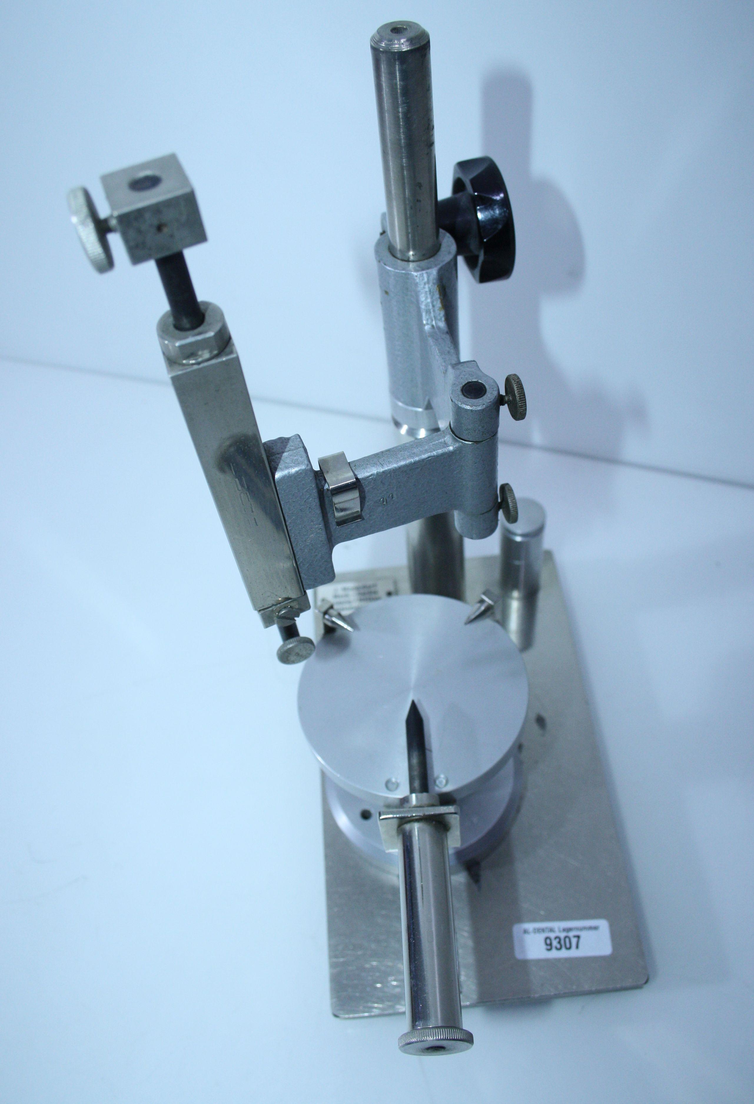 Dental Vermessungsgerät / Parallelometer # 9307