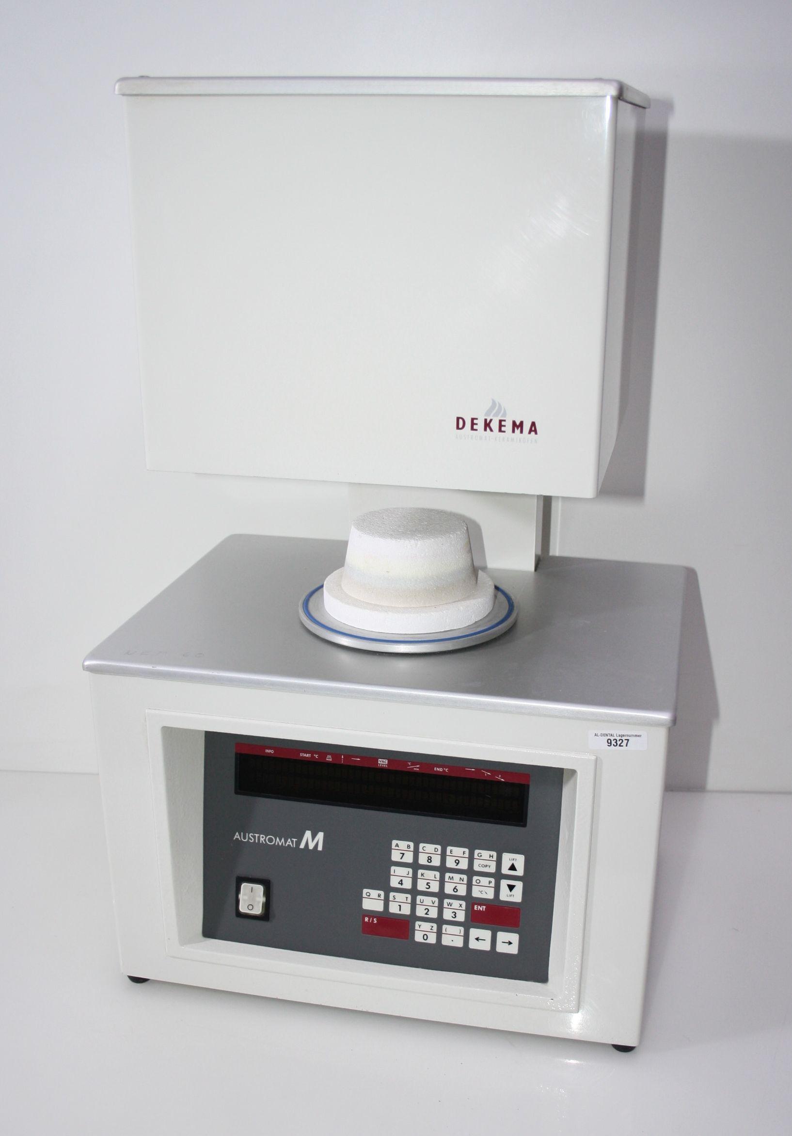 DEKEMA Keramikofen Typ Austromat M # 9327
