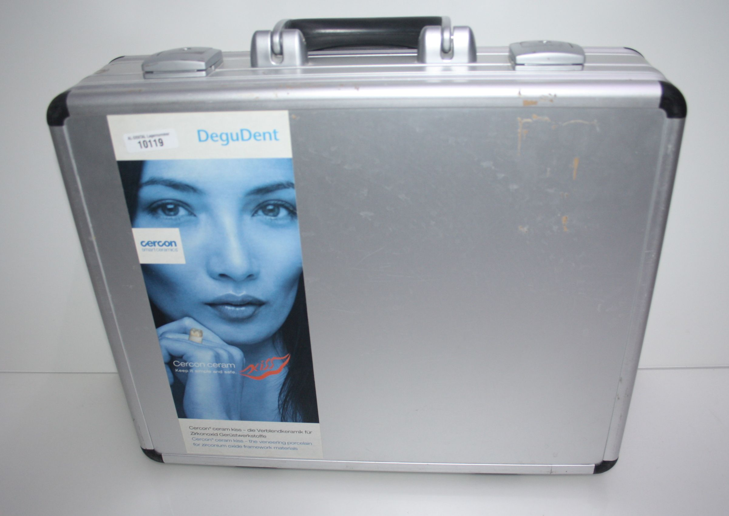 DeguDent CerconCeram Kiss Keramikmassen / Dentalkeramik # 10119