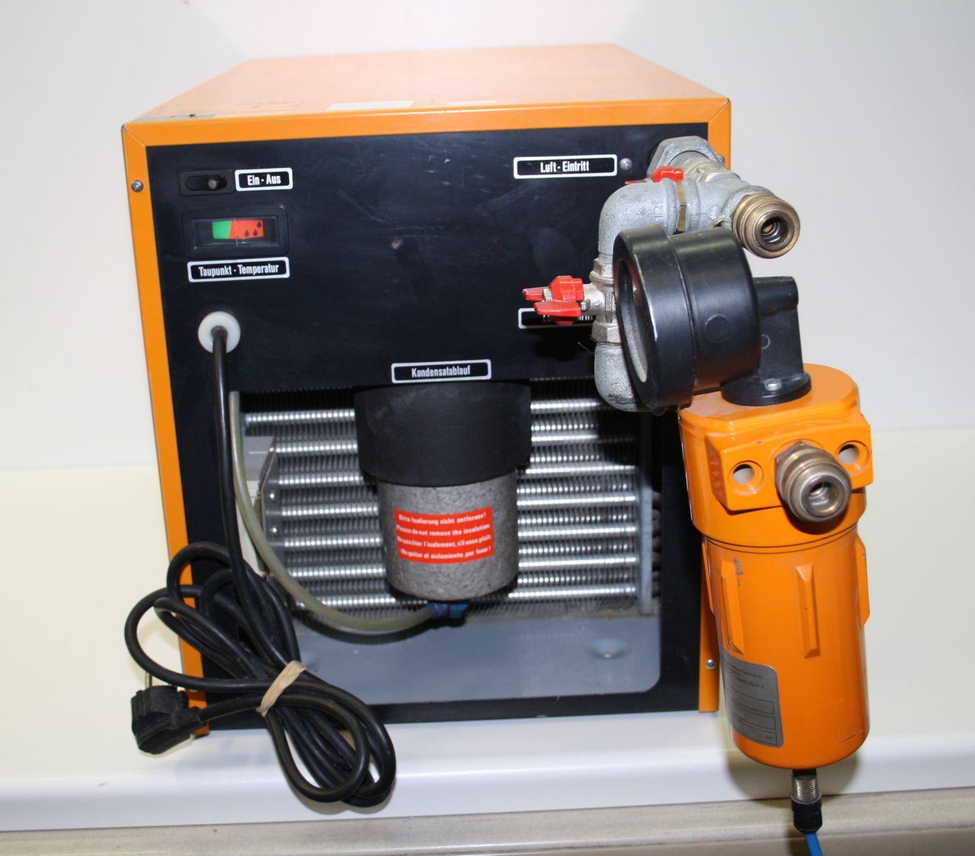 ALUP Dentalkompressor / Druckluft- Kältetrockner DTL 30 # 2658