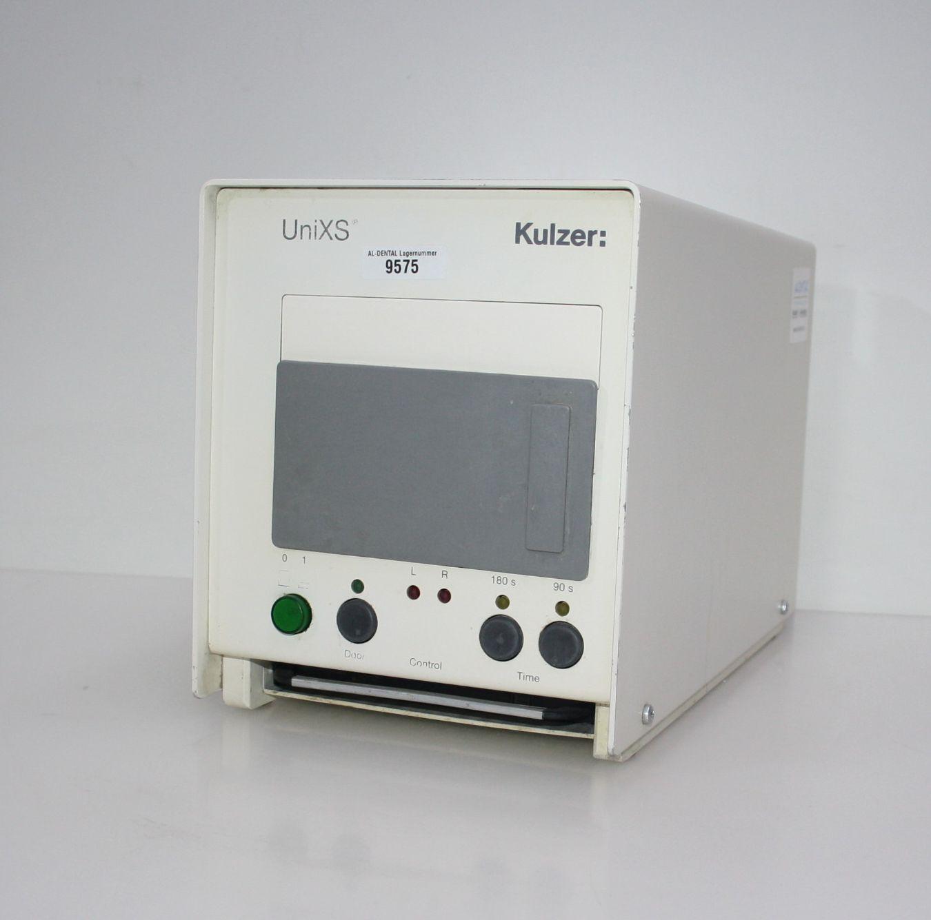 KULZER Hochleistungs-Lichtpolymerisationsgerät UniXS  # 9575