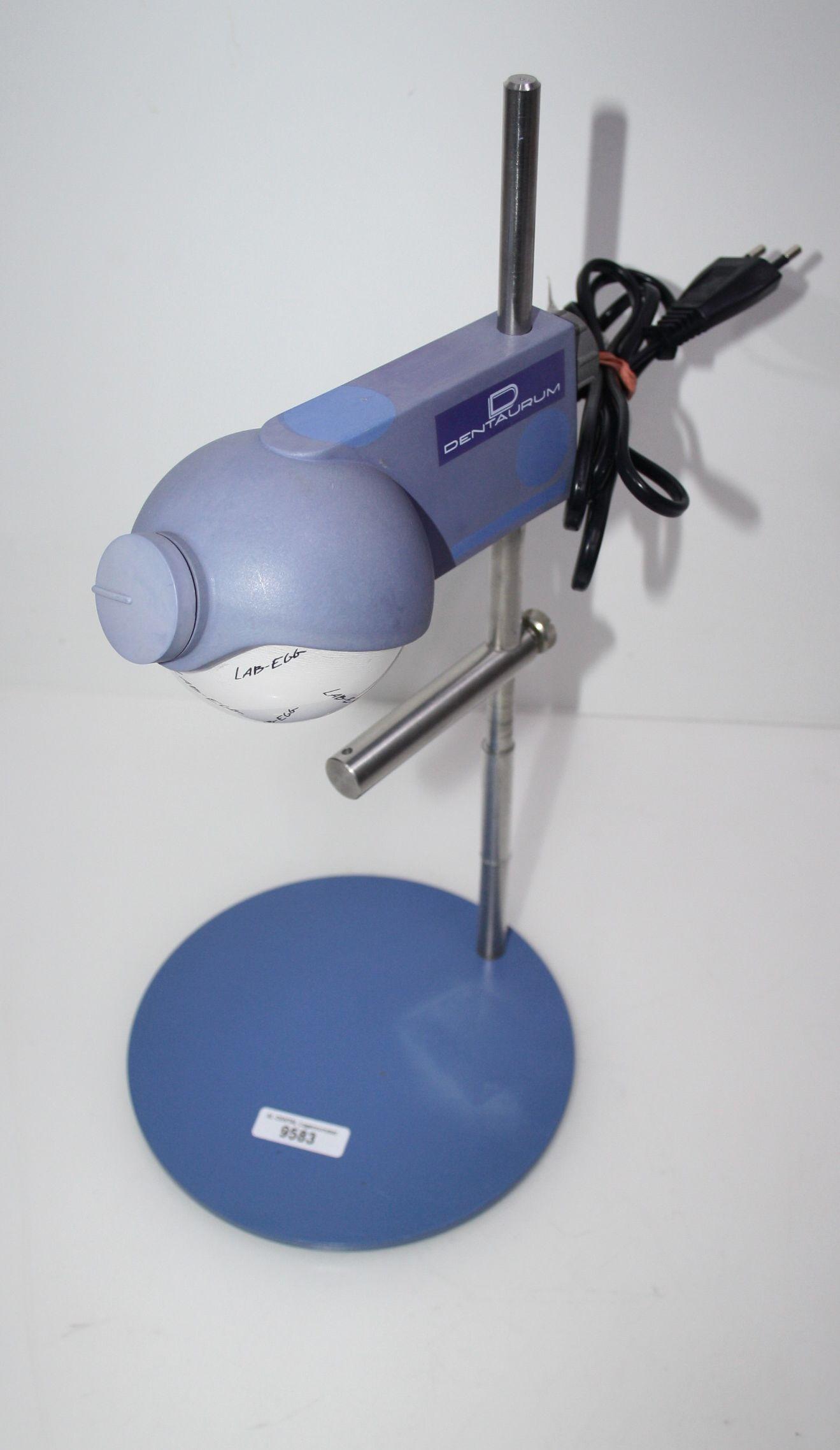 DENTAURUM Elektronisches Rührwerk RW 11 basic Lab Egg # 9583