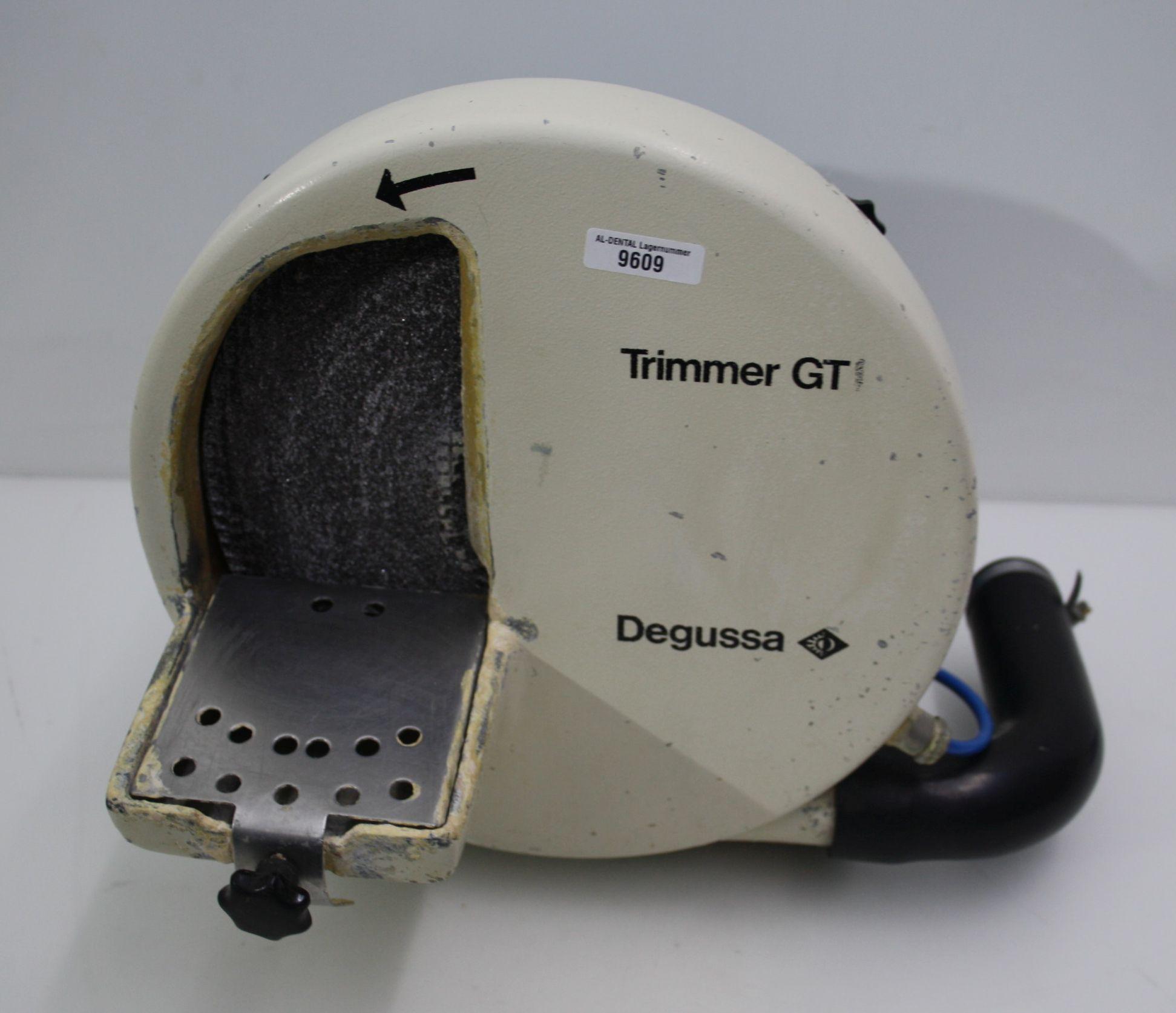 DEGUSSA Trimmer / Gipstrimmer / Nasstrimmer Typ GT # 9609