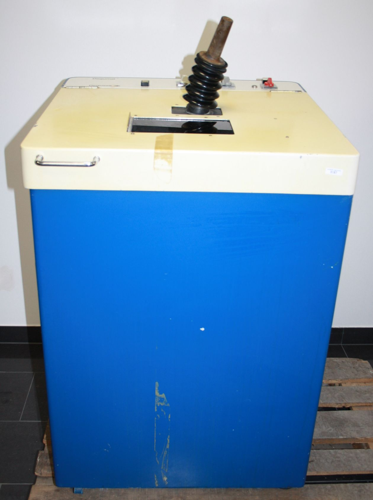 LINN Hochfrequenzschleuder Typ Induktherm HFS-3 Vac # 5188